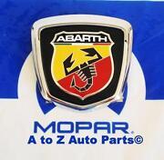 Fiat 500 Emblem