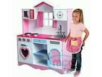 Kids wooden Kitchen. Brand new in box