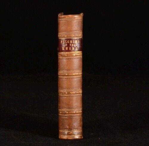 1861 The Pilgrims of the Rhine Edward lytton