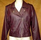 Chaps Faux Leather Coats, Jackets & Vests for Women