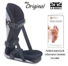 LA Brace® Plantar Fasciitis Night Splint (Small UK Size 3-5)