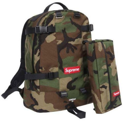 Supreme Camo Backpack | eBay