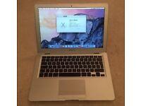 Macbook Air 13 inch apple mac laptop in full working order