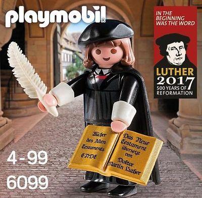 Die Figur von Martin Luther ist die jüngste Kreation