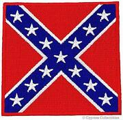 Civil War Battle Flag