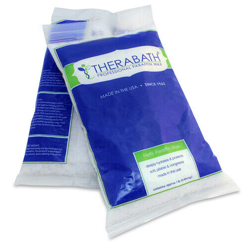 WR Medical Paraffin Wax Refill- Therabath 1 lb. Wintergreen Beads