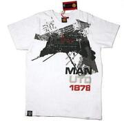 Boys Manchester United T Shirt
