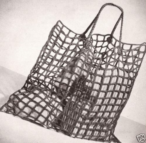 Net Shopping Bag Ebay