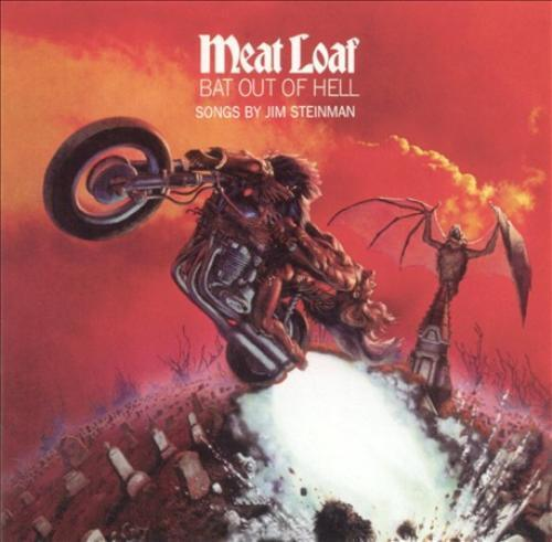 MEAT LOAF - BAT OUT OF HELL [REMASTER] NEW CD