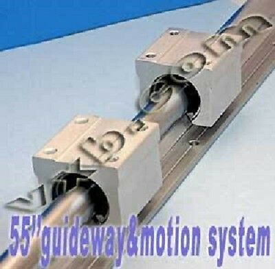 20mm 55 Rail Guideway System W2 Slide Units Linear Motion 7429