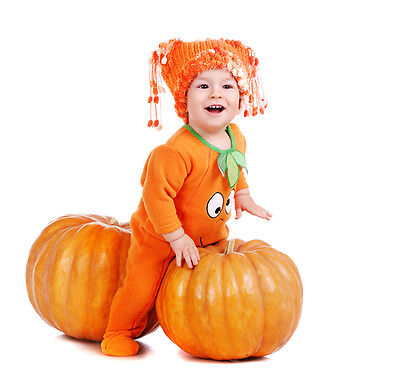 The cutest... pumpkins work well for toddlers