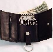 Mens Leather Key Holder