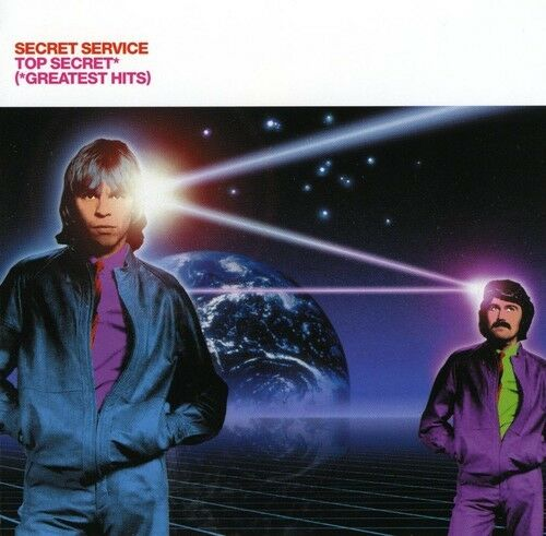 Secret Service - Top Secret: Greatest Hits [new Cd]