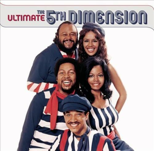 THE 5TH DIMENSION - THE ULTIMATE 5TH DIMENSION NEW CD