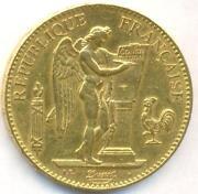 100 Francs Gold