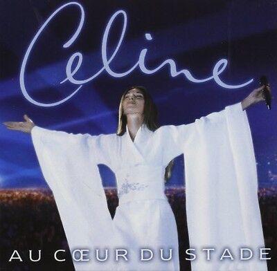 Celine Dion  Anne Geddes   Au Coeur Du Stade  New Cd  Canada   Import