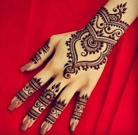 WOULD YOU LIKE YOUR HENNA DONE?