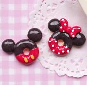 Minnie Mouse Cabochon