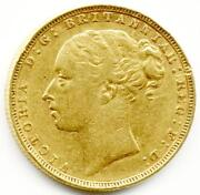 Queen Victoria Sovereign