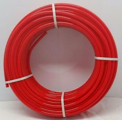 12 - 250 Coil - Red Certified Non-barrier Pex Tubing Htgplbgpotable Water