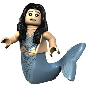 NEW LEGO MERMAID SYRENA MINIFIG 4194 PIRATES OF THE CARIBBEAN minifigure figure