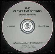 Cleveland Browns DVD