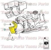 Mopar Power Steering Bracket