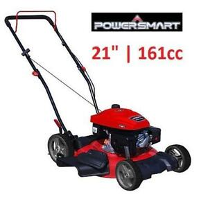 USED* POWERSMART GAS PUSH LAWNMOWER DB8621P 250058690 21 161CC LAWN MOWER GRASS
