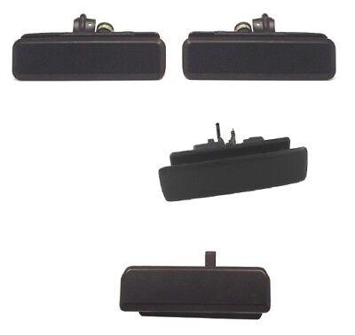 4 pcs Front L & R & Slide & Back Outside Door Handles Fits: 85-05 GMC SAFARI Van