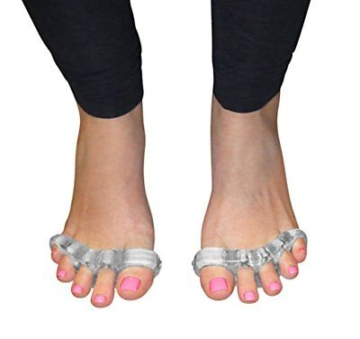 Toe Separators Reduces Foot Pain Immediately Gel Toes Toe Stretchers For Bunions