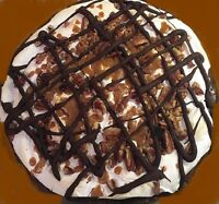 Having a Party - Try our All Star Brownie Pizza for Dessert!
