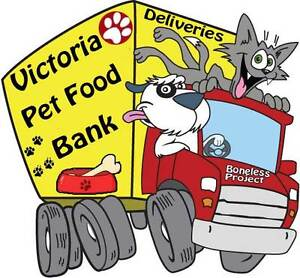 Van or Truck Urgently Needed by Victoria Pet Food Bank