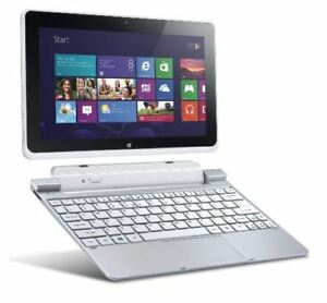 Acer Iconia W510 Tablet with Keyboard (2nd Battery)