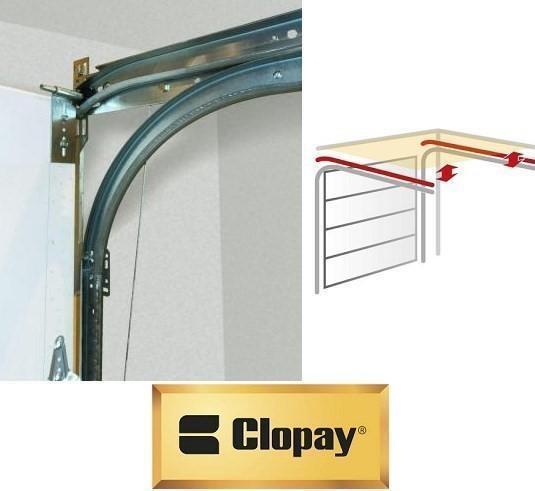 New Clopay Garage Door Conversion Kit Low Headroom 107498316 Other