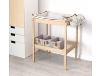 Ikea Changing Table - SNIGLAR (Like new)