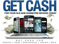 I BUY - IPHONE 6 6S 7 5S 5 SE 5C S7 EDGE S6 PLUS WANTED FOR CASH IN HOURS