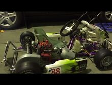 Exprit (otk) 900mm go kart with comer engine (cadet). Rochedale South Brisbane South East Preview