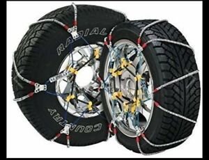 NEW Tire Chains Safety Kit