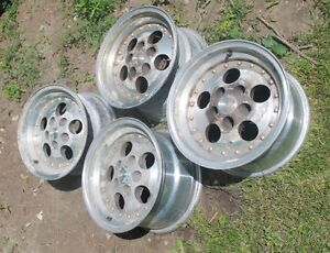 Jeep TJ Rims Set 4 5 on 4.5 bolt pattern