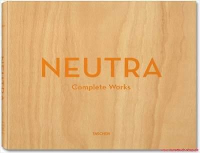 Fachbuch Richard Joseph Neutra, Alle Werke in über 1.000 Fotografien, NEU, OVP