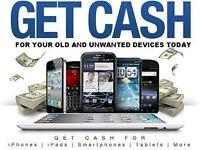 WANTED Iphone 7 / PLUS 6S 6 5 5c 5s SE EE O2 VODAFONE THREE LOCKED UNLOCKED broken cracked LCD