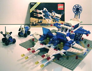 LEGO Classic Space Sets 1978-1984