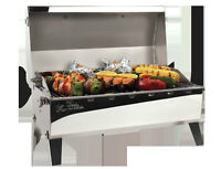 Low Pressure Stow N Go Grill
