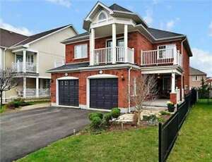 Elegant Semi-Detached In Meadowvale Village!!