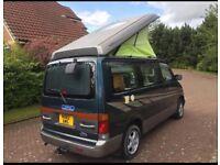 Wanted Mazda bongo Ford Frieda Toyota granvia Volkswagen transporter day van camper van
