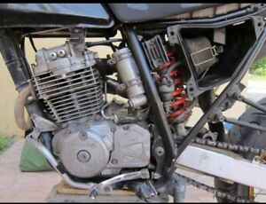 Looking for xr250 parts
