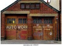 WANTED - Workshop/Garage/Store Bangor,Groomsport,Donaghadee