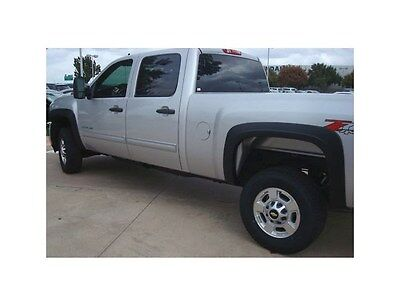 2007-2013 Chevrolet Silverado 2500HD / 3500HD Fender Flares Reg and Extended Cab