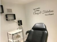 Small room to rent (beauty/therapy/holistic)