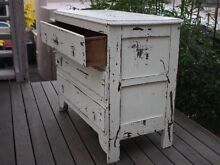 Very cute rustic distressed chest of drawers Bondi Beach Eastern Suburbs Preview